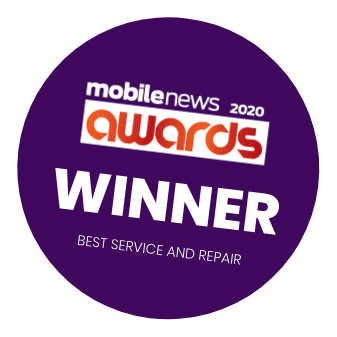 Mobile News Awards 2020 Winner - Best Service and Repair
